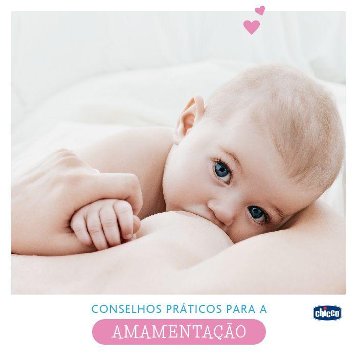 CONSELHOS PRÁTICOS PARA A AMAMENTAÇÃO. A amamentação é uma fase muito importante na vida da mamãe e do bebê. É um momento que proporciona uma série de vantagens, não só do ponto de vista natural para o bebê, mas também de um ponto de vista físico, psicológico e de relacionamento para ambos. O leite materno é a melhor forma possível de nutrição, pois supre todas as necessidades nutricionais de um bebê até os 6 meses de idade, pelo menos, garantindo o crescimento correto e uma proteção mais…