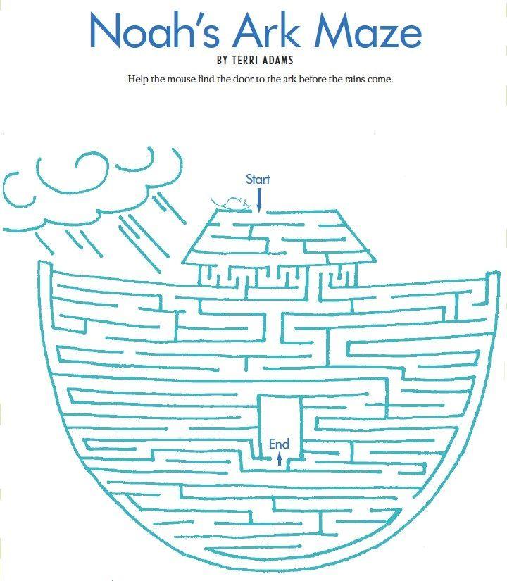 27 Best Noah Ark Images On Pinterest