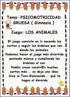 psicomotricidad gruesa juego de los animales (1)