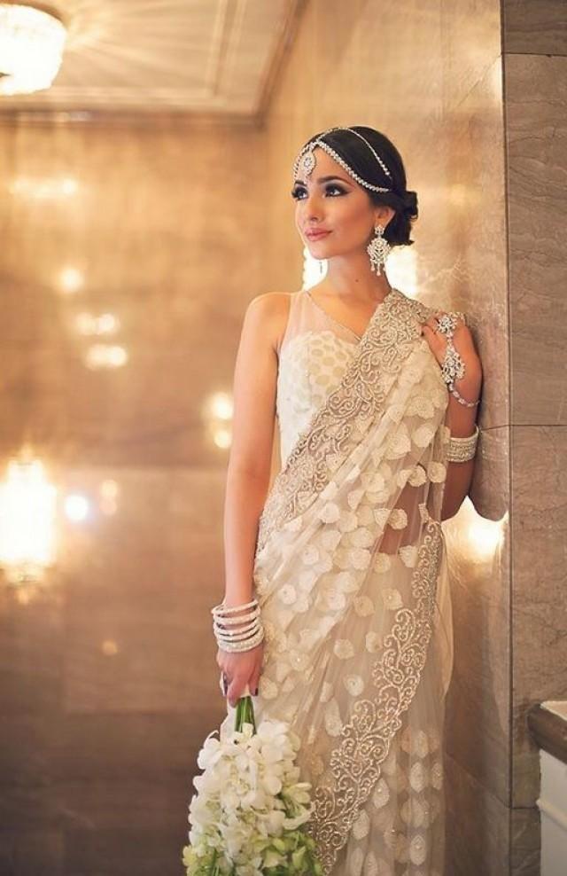 See more about white sari, white saree and saris.