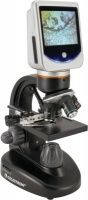 Celestron LCD Deluxe Digital Microscope The Celestron LCD Deluxe Digital Microscope offers 4 fully achromatic lens objectives, a mechanical stage, 3.5 TFT full colour touchscreen, 5 MP camera, and 1 GB of internal memory, which makes the ta http://www.MightGet.com/february-2017-3/celestron-lcd-deluxe-digital-microscope.asp