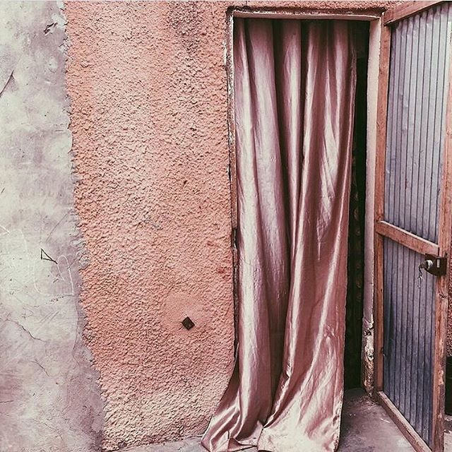 Rose Gold Curtains, Blush Curtains