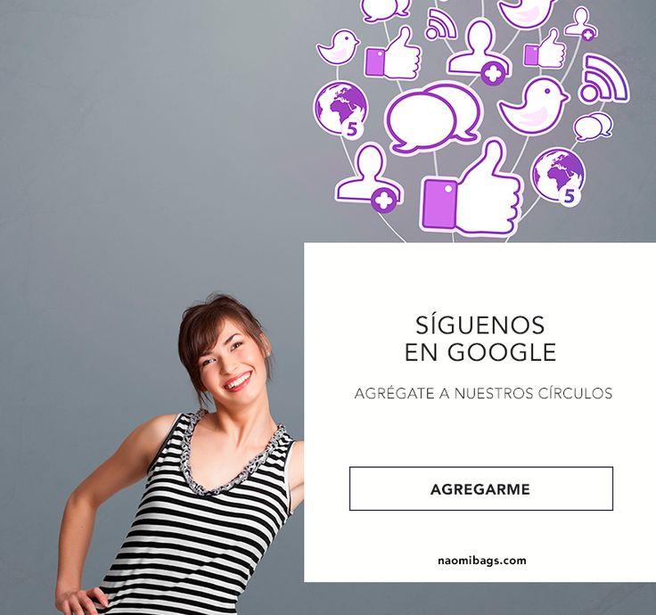 #Naomi, Google plus http://plus.google.com/+Naomibagsco