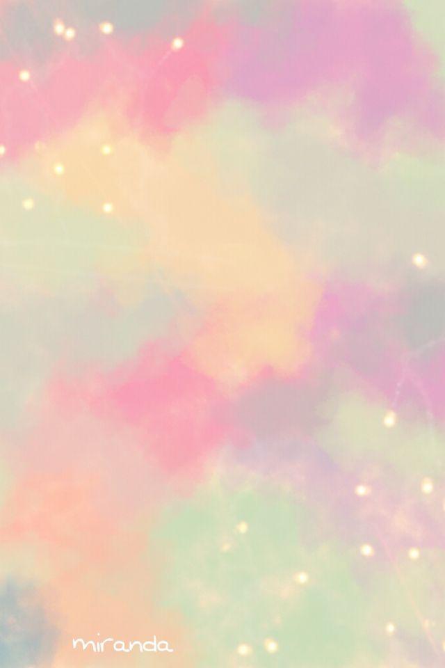 Fond d'écran Pastel