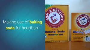 Heartburn Home Remedy Baking Soda