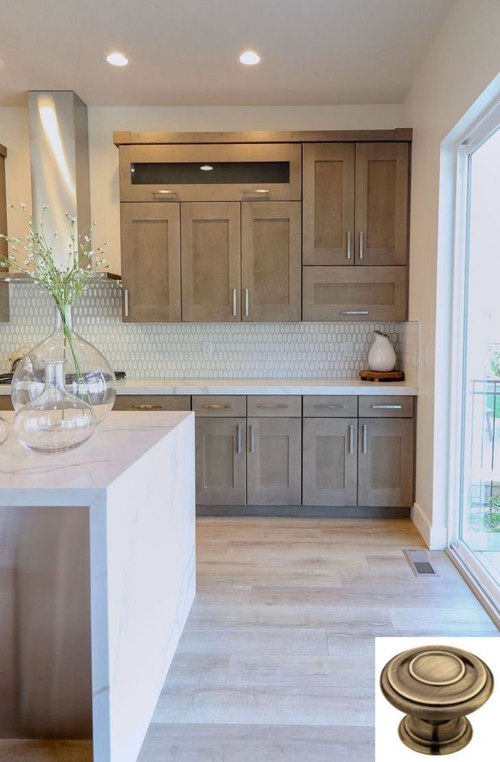 Dark Light Oak Maple Cherry Cabinetry And Wood Kitchen Cabinet Legs Check The Pin For Various Wood Home Decor Kitchen Home Kitchens New Kitchen Cabinets