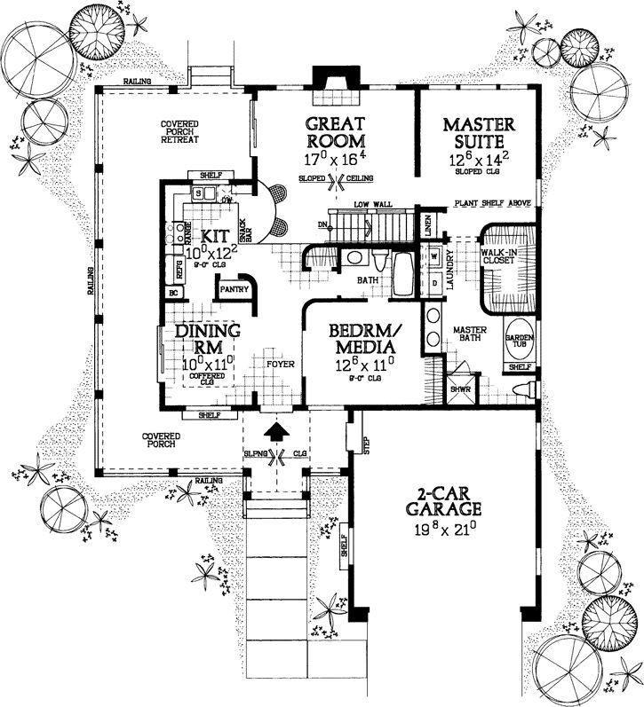 22 best Floor plans images on Pinterest