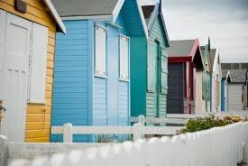westward ho beach hut - Google Search