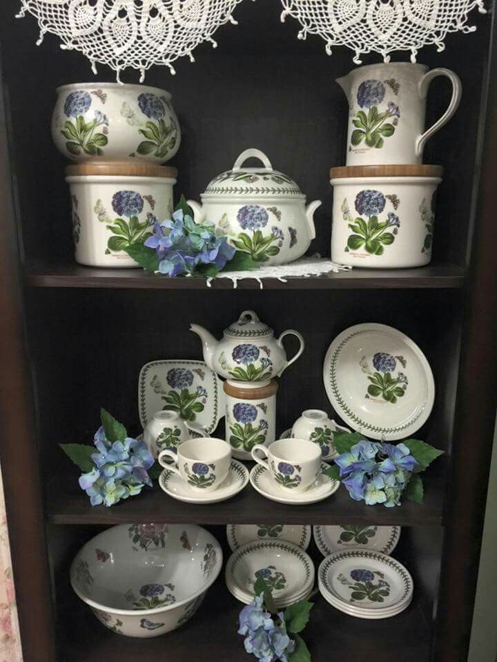 839 best Portmeirion Pottery images on Pinterest ...
