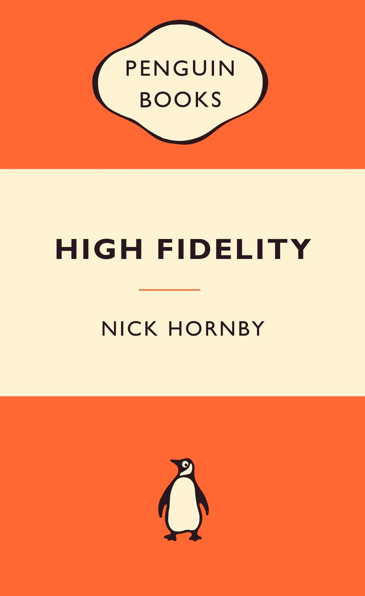 nick hornby high fidelity essay High fidelity without the whingeing it's like hamlet without the prince that is going to be the reaction of many nick hornby readers - fans and non-fans alike - to.