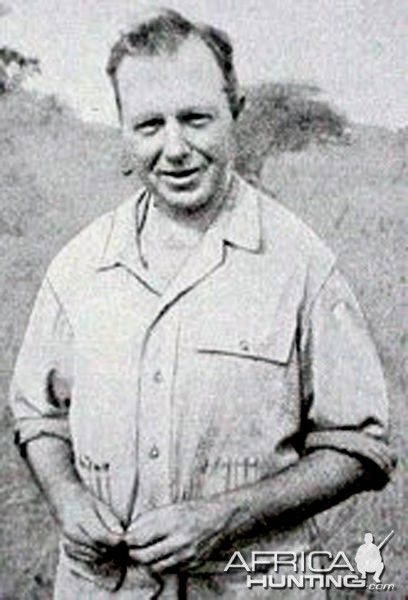 Baron Bror von Blixen-Finecke, Adventurer and White Hunter and first husband of Karen Blixen of Out of Africa fame.