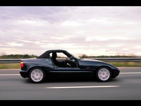 BMW Z1 Roadster BMW Milestones promotional video - YouTube