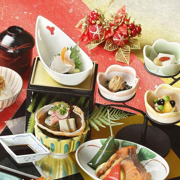 ホテルニューオータニの紀尾井 なだ万。東京で食べたい懐石料理。