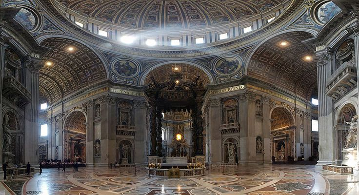 rooms in the Vatican  rome, italy | ... interior) in Vatican, Rome, Italy - walking tours | Travel Italy Guide