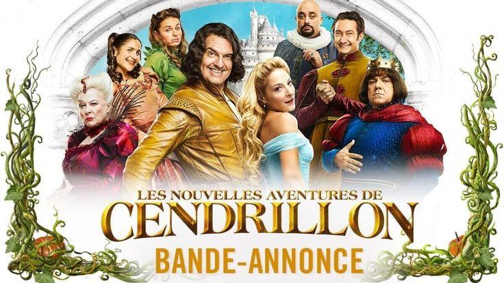 Les Nouvelles Aventures de Cendrillon Film Complet en Streaming VF.