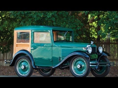 1933 American Austin Station Wagon For Sale - RM Auctions (Hershey 2013)