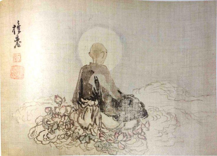 단원 김홍도, 염불서승
