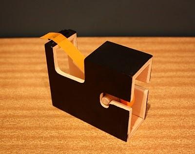 Typo tape holder.