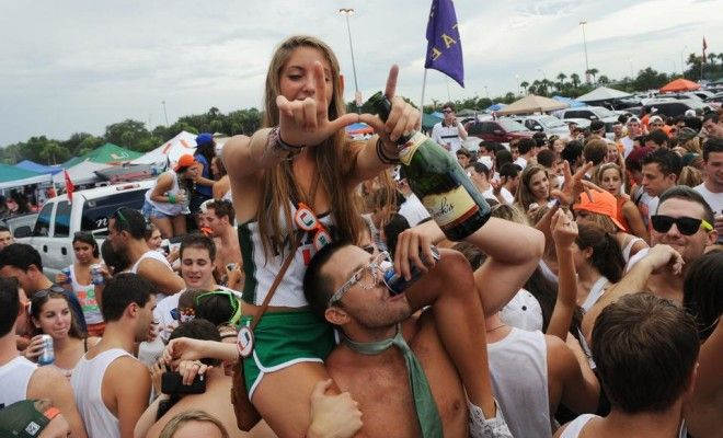 Top Party Colleges in 2015!