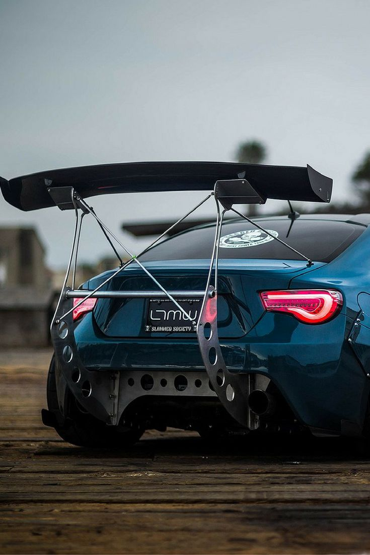 Transform The Look Of Your Car  With a Spoiler.