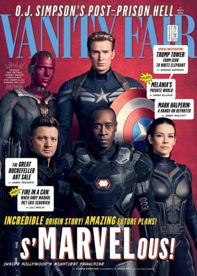 @MarvelUK: Get your first look at Avengers #InfinityWar with...