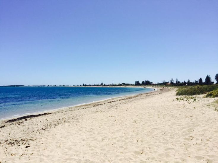 Shoal Water Bay, praia Rockingham, Perth, Western Australia
