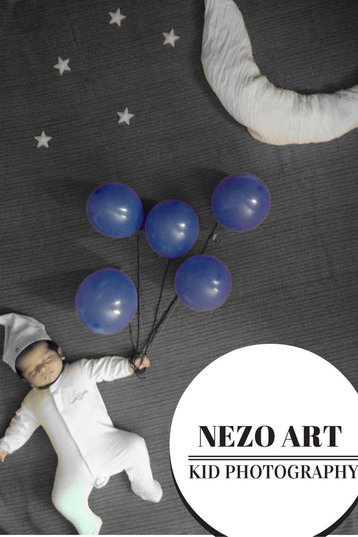 Nezo Art : Creating scenes with imagination &Kids photography