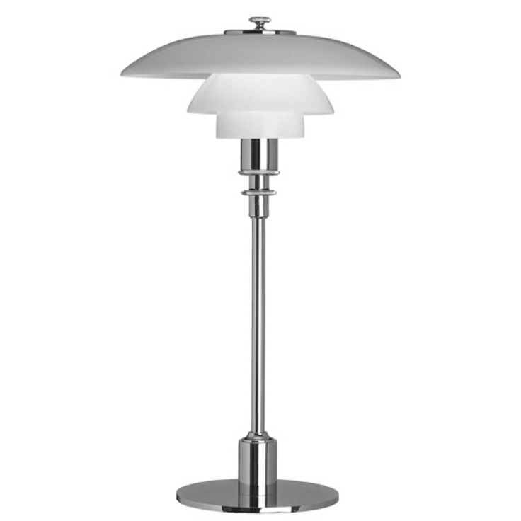 PH 2/1 bordslampa i gruppen Belysning / Lampor hos RUM21.se (105962)