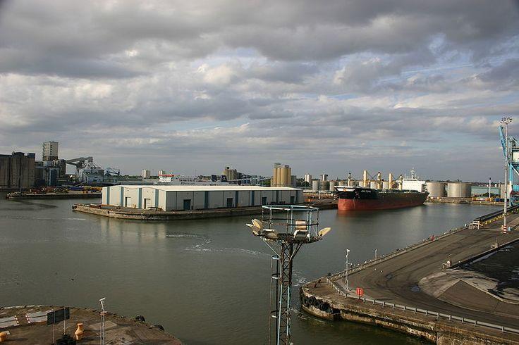 Gladstone Docks