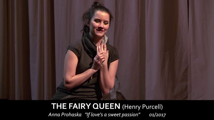 The Fairy Queen - If love's a sweet passion / Anna Prohaska #Theaterkompass #TV #Video #Vorschau #Trailer #Theater #Theatre #Schauspiel #Tanztheater #Ballett #Musiktheater #Clips #Trailershow