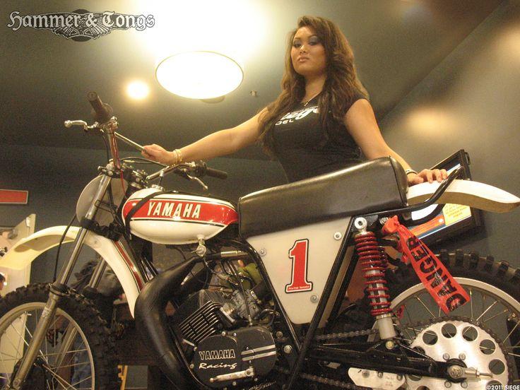 Vintage Yamaha Dirt Bikes For Sale
