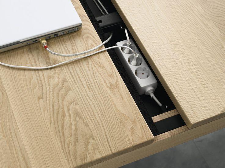 Desk Cable Chanel Google Search Desk Cable Tray Desk