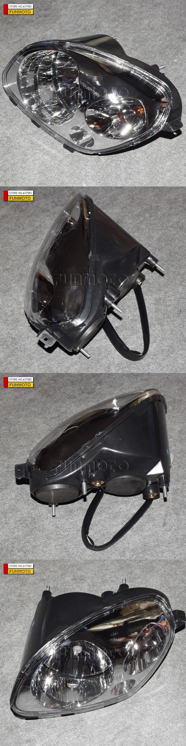 left headlight of CF500 ATV parts number is  9010-160110