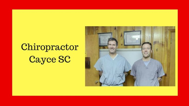 Chiropractor Cayce SC http://www.caycechiropracticcenter.com Cayce Chiropractic Center in Cayce, South Carolina, offers the very best in chiropractic care fo...