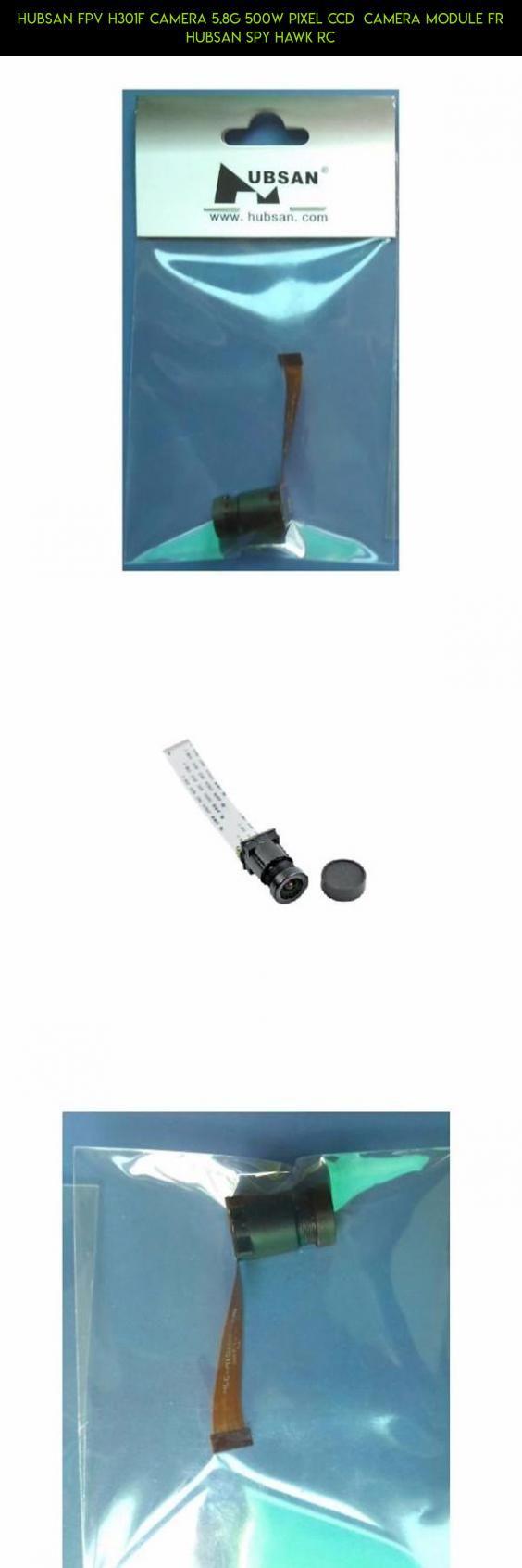 Hubsan FPV H301F Camera 5.8G 500W Pixel CCD  Camera Module fr Hubsan Spy Hawk RC #hubsan #shopping #hawk #gadgets #products #racing #parts #tech #drone #spy #kit #technology #fpv #camera #plans