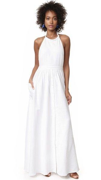 Mara Hoffman Cotton Backless Dress by: Mara Hoffman @Shopbop  http://wp.me/p8qGNK-km