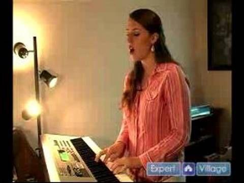Female Voice Training Exercises : Warm Up Scales for Female Voice Training
