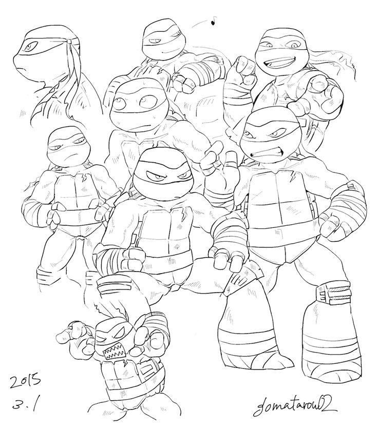 1631 Best Tmnt Images On Pinterest Teenage Mutant Ninja