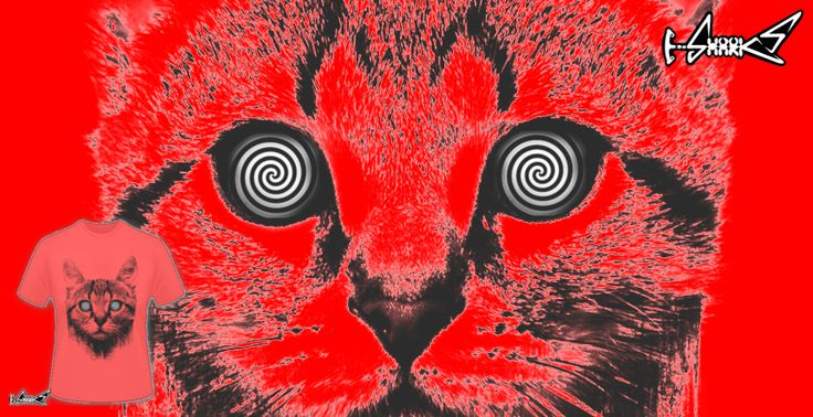 T-shirts - Design: Hypnotize - by: Lou Patrick Mackay