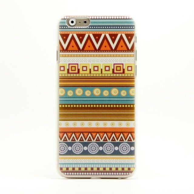 Funda de plastico para Iphone 6 estilo artistico