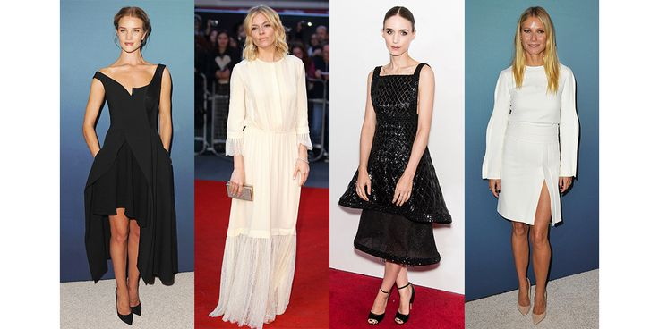 From Sienna Miller in boho Michael Kors Collection in London, to Maiwenn in electric blue Vanessa Seward and Cara Delevingne in sultry Saint Laurent by Hedi Slimane, take a closer look at the best-dressed stars spotted around the world this week.