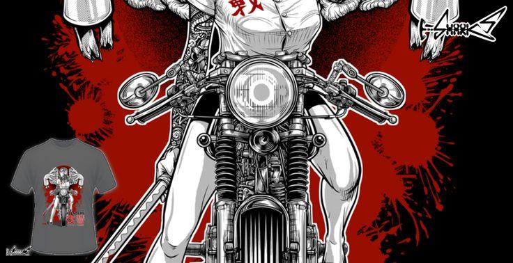 T-shirts - Design: Winya No. 13 - by: Winya