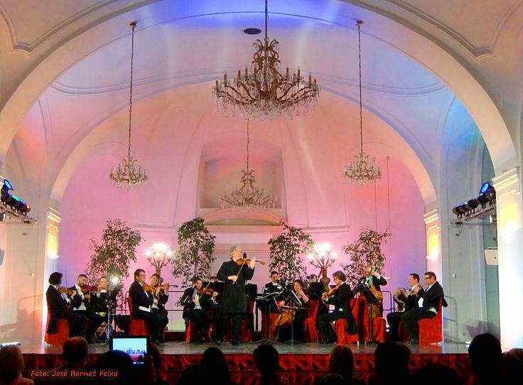 Concert in Paleis Schönbrunn, Wenen