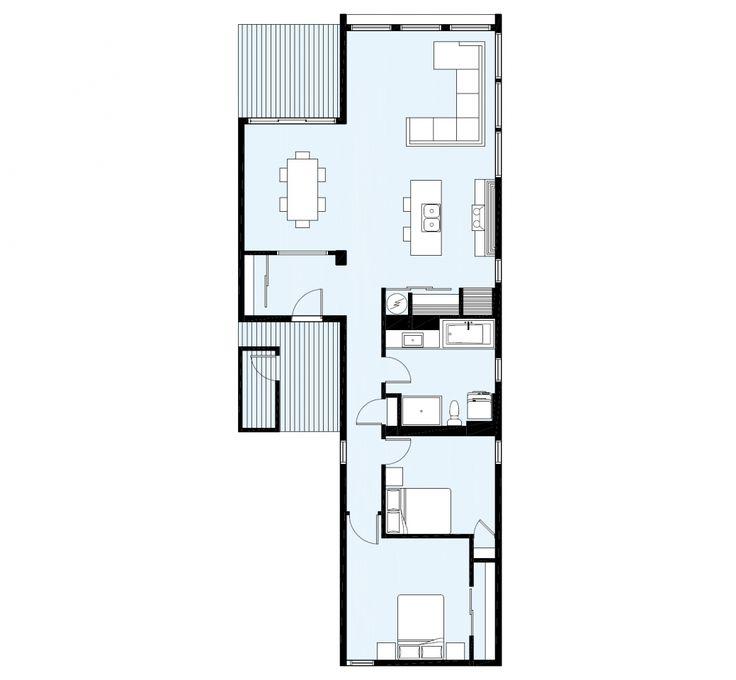 14 best Maison images on Pinterest Architecture, Beach and Cottage - tva construction maison neuve