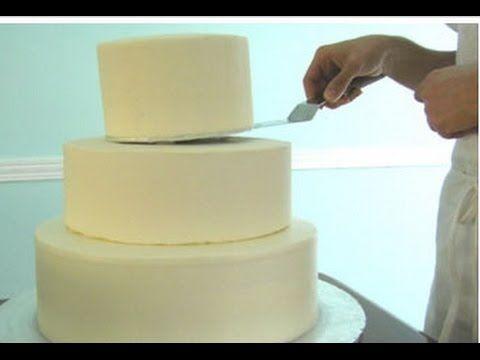 Como Montar y Asegurar Un Pastel De Pisos Muy Facil ! - YouTube