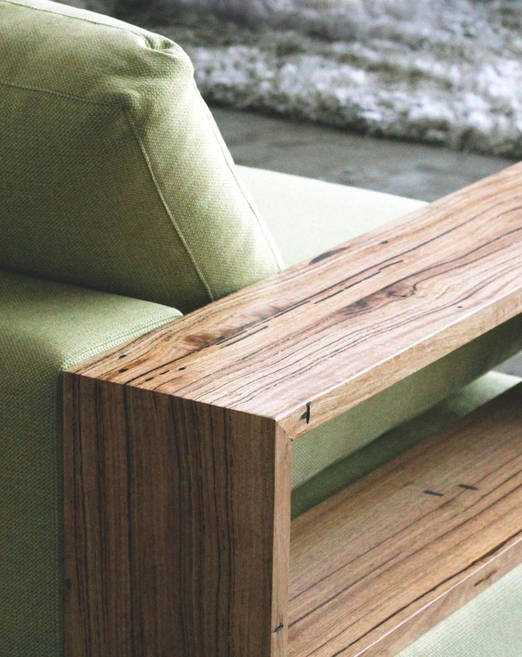 The Neptune Sofa is totally customisable from shape, size, upholstery and  timber choice.