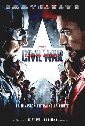 Captain America Civil War Stream English