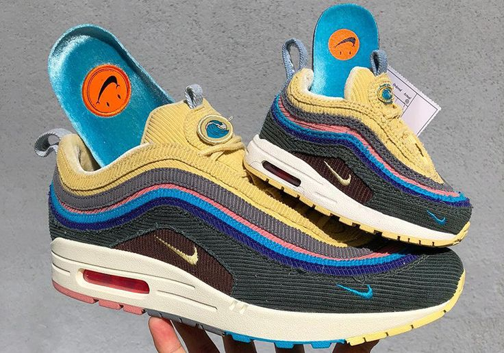 Nike X Sean Wotherspoon Air Max 1/97 Will Be Releasing in Toddler Sizes! - minilicious.com