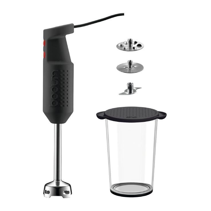 Bodum Blender Stick - minimal cool immersion blender