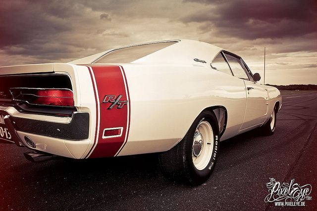 1969 Dodge Charger (2008) by THE PIXELEYE // Dirk Behlau, via Flickr